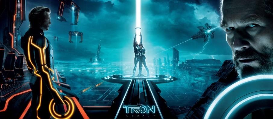 Film Tron Poster