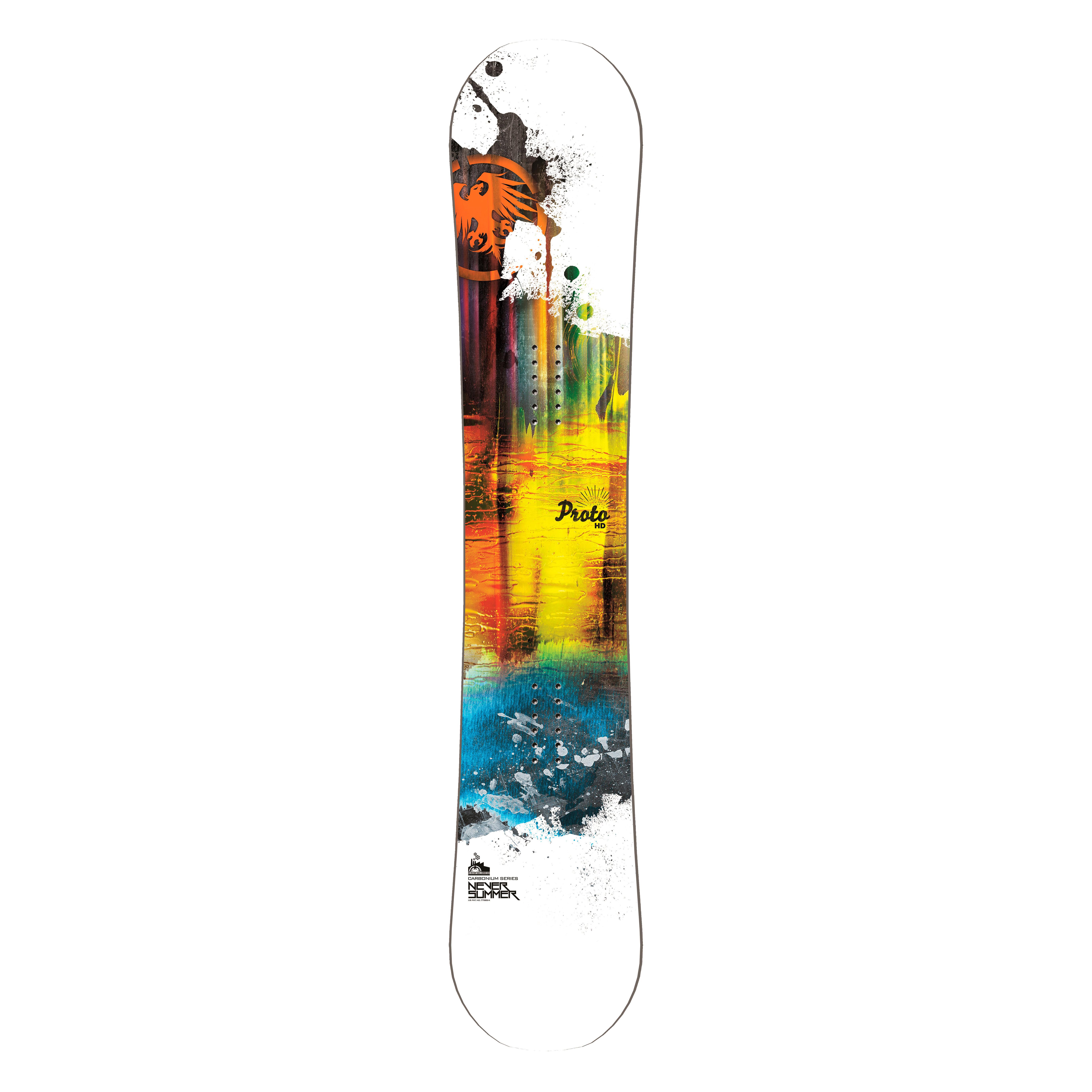 Never Summer Proto HDX 2016 Snowboard
