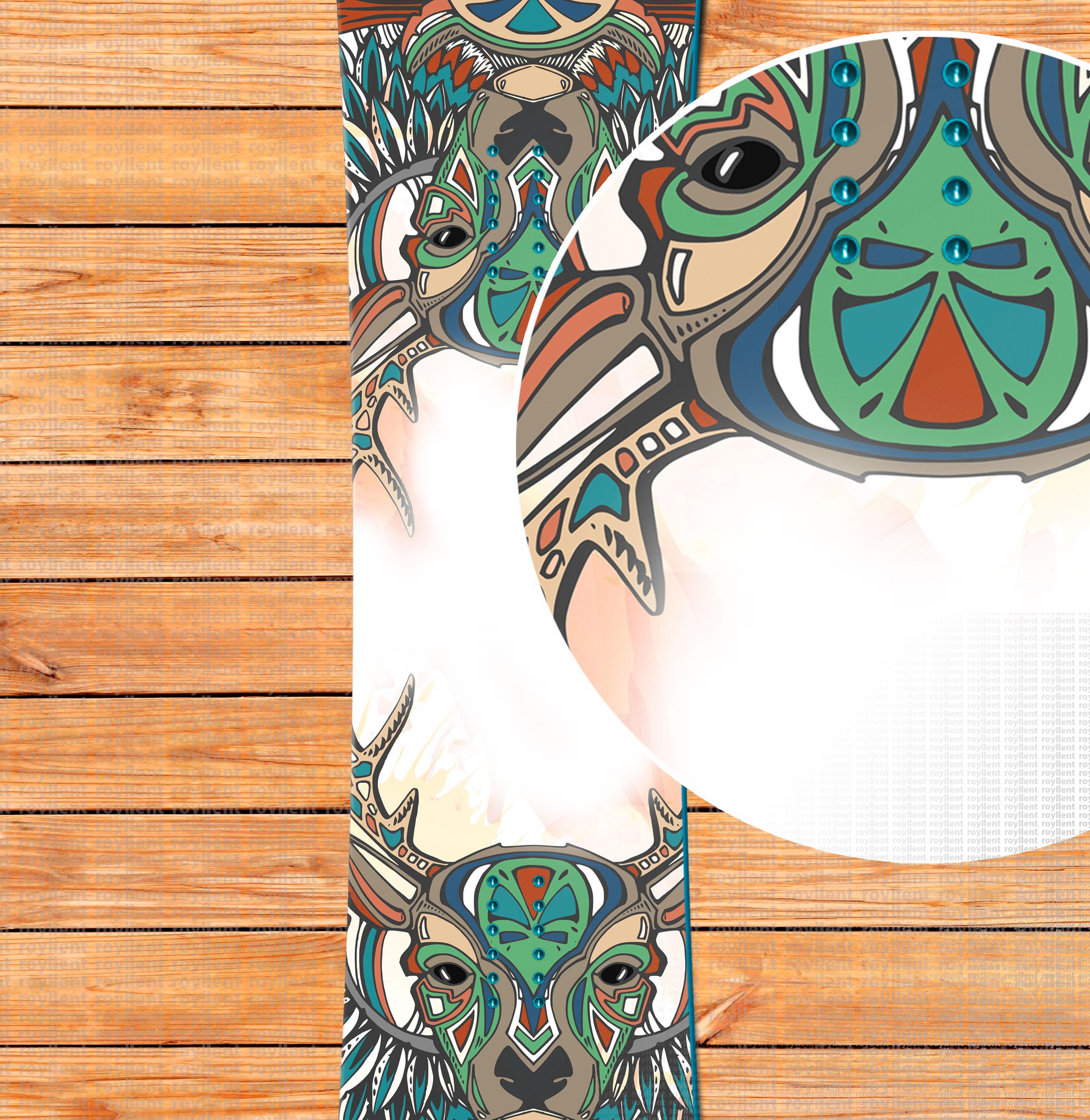 Design snowboard shannaduncanart style buy 2016
