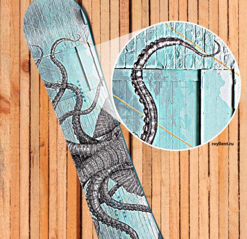Виниловая наклейка London Graffiti Elephant