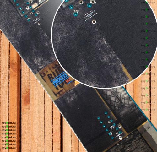Placa Snowboard Burton Process 2015