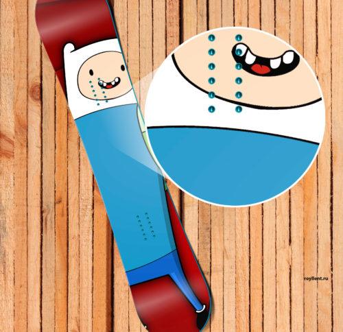 Adventure Time skin, Время Приключений, Джейк, интернет магазин наклеек на сноуборд, купить виниловую наклейку, наклейка купить, наклейка на доску, наклейка на сноуборд, Наклейка не дорого