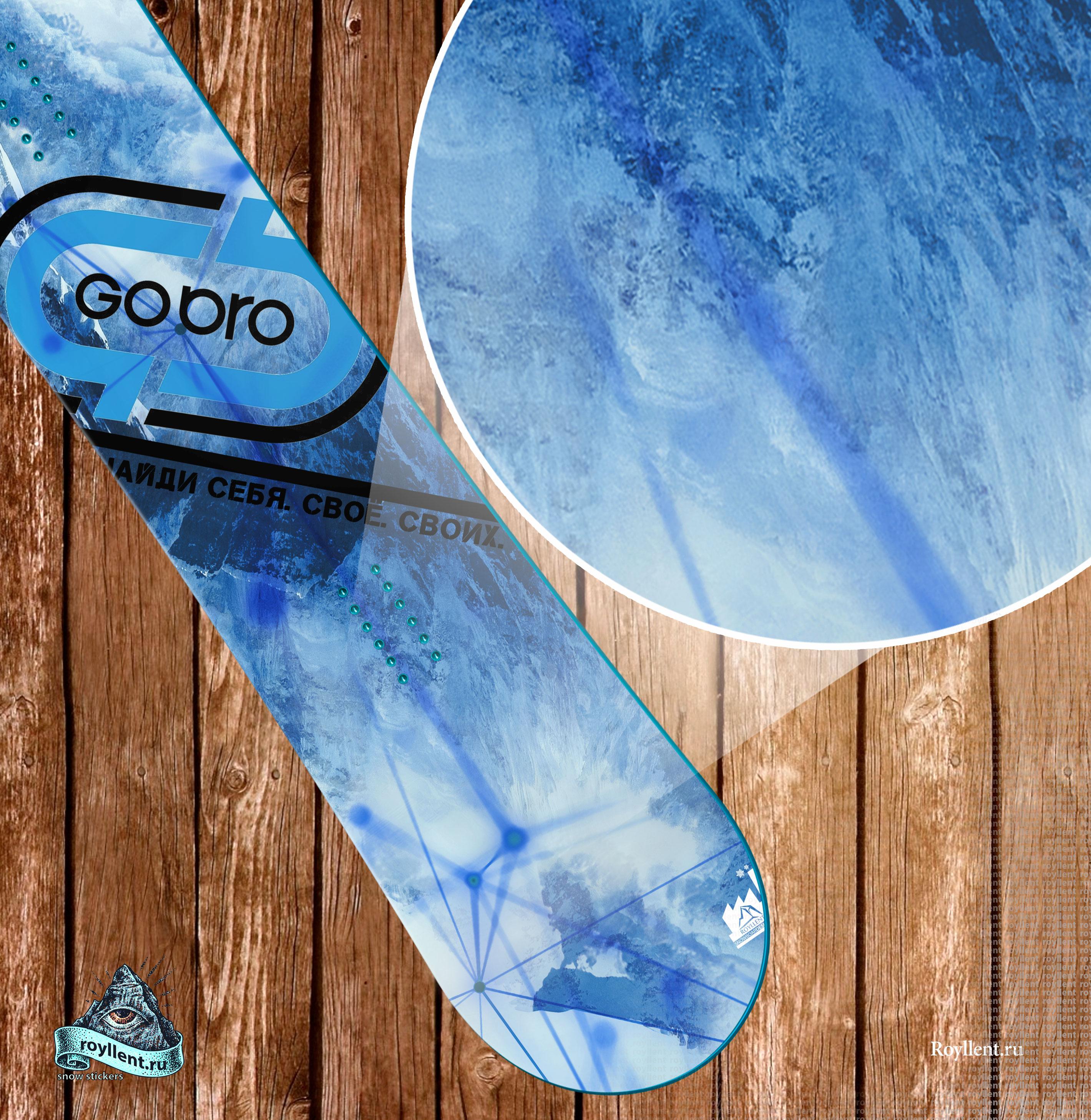 GoBROtravel - Surf Camp Art