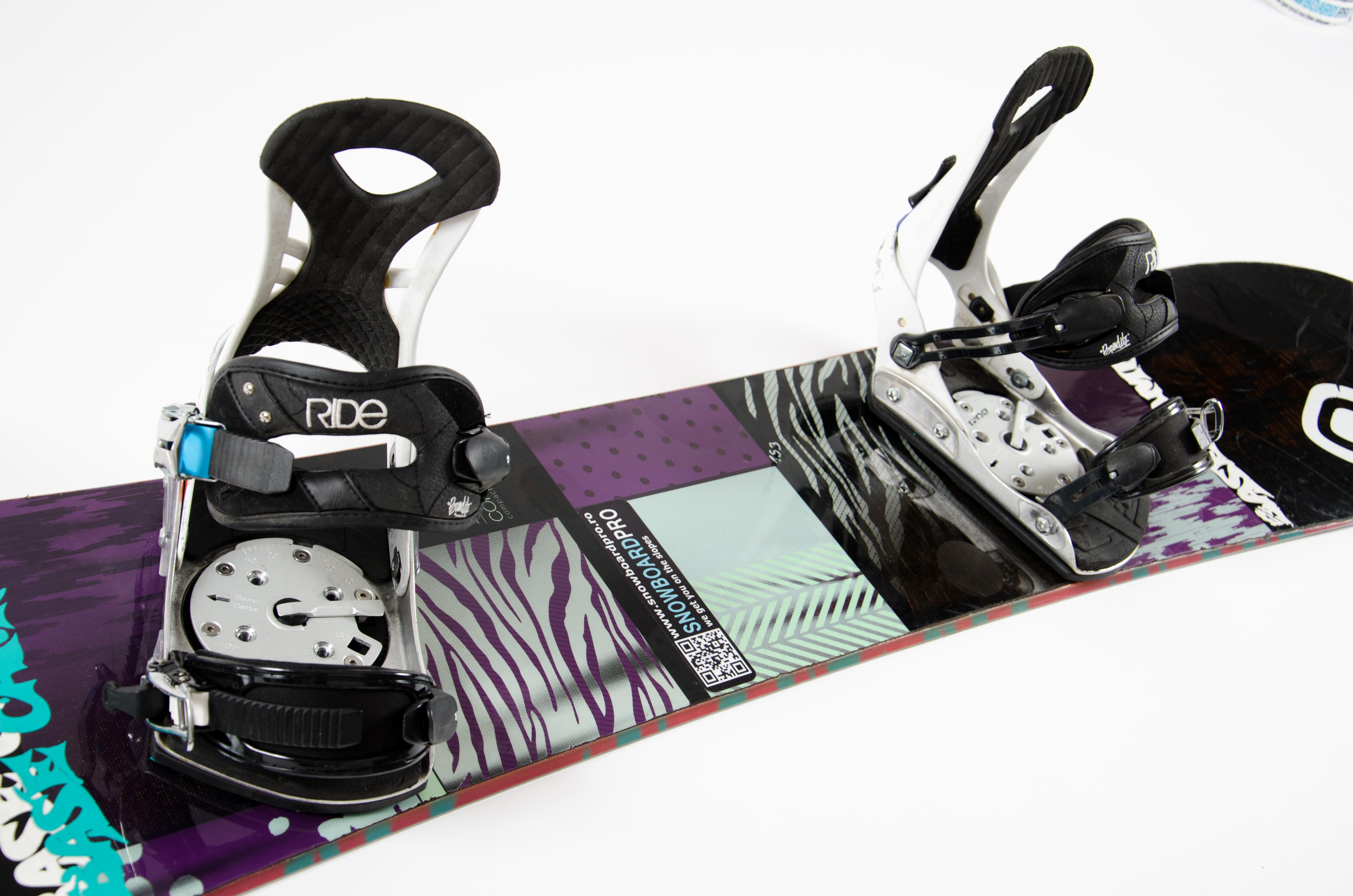 Snowboard Ride Compact