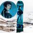Quorra Design наклейка в стиле Трон