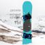 2016 Whale Design skin Наклейка на детский сноуборд