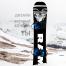 Сноуборд с логотипом DODGE RAM