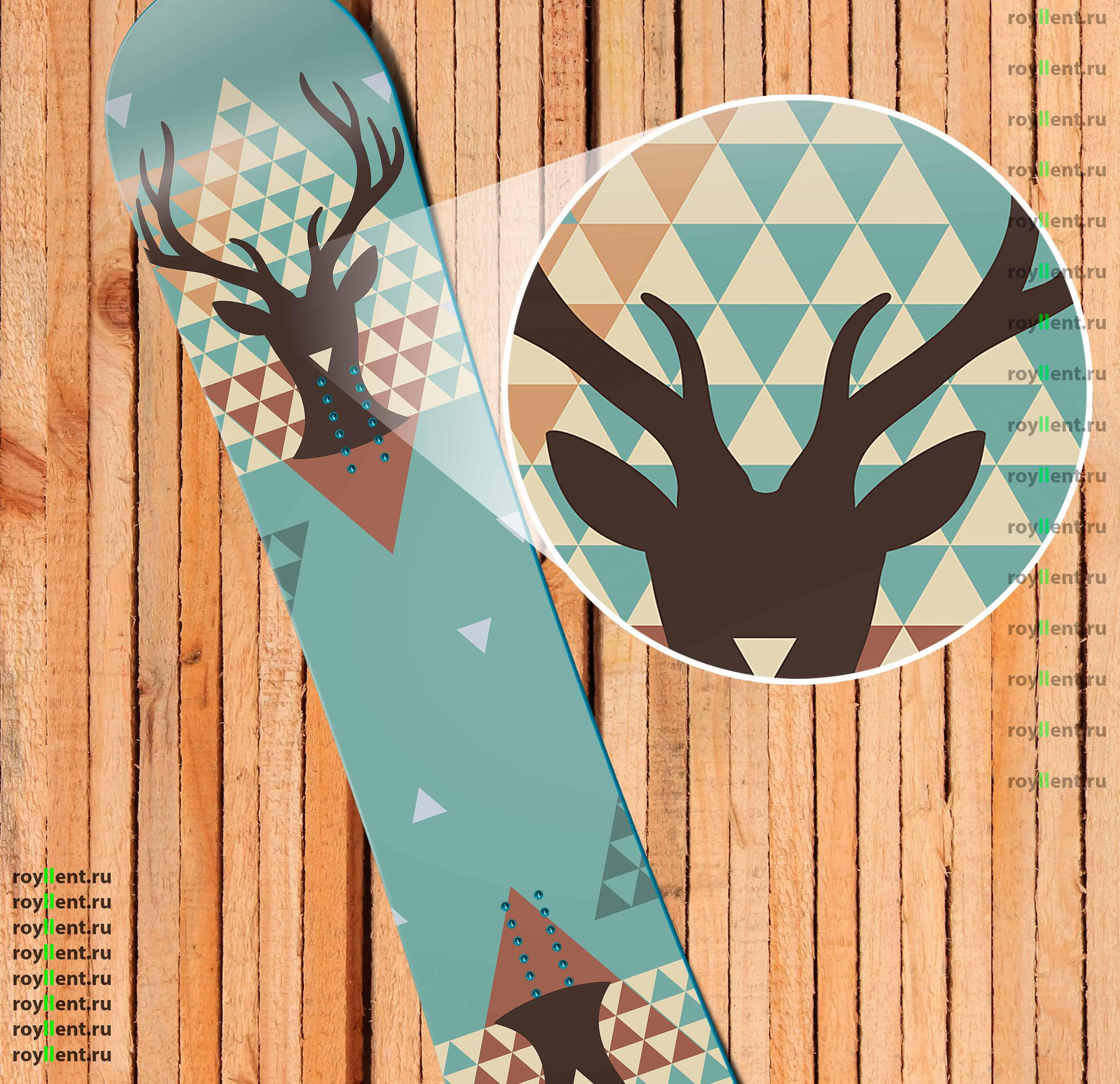Pixers--Little-Blue-Deer-hipster