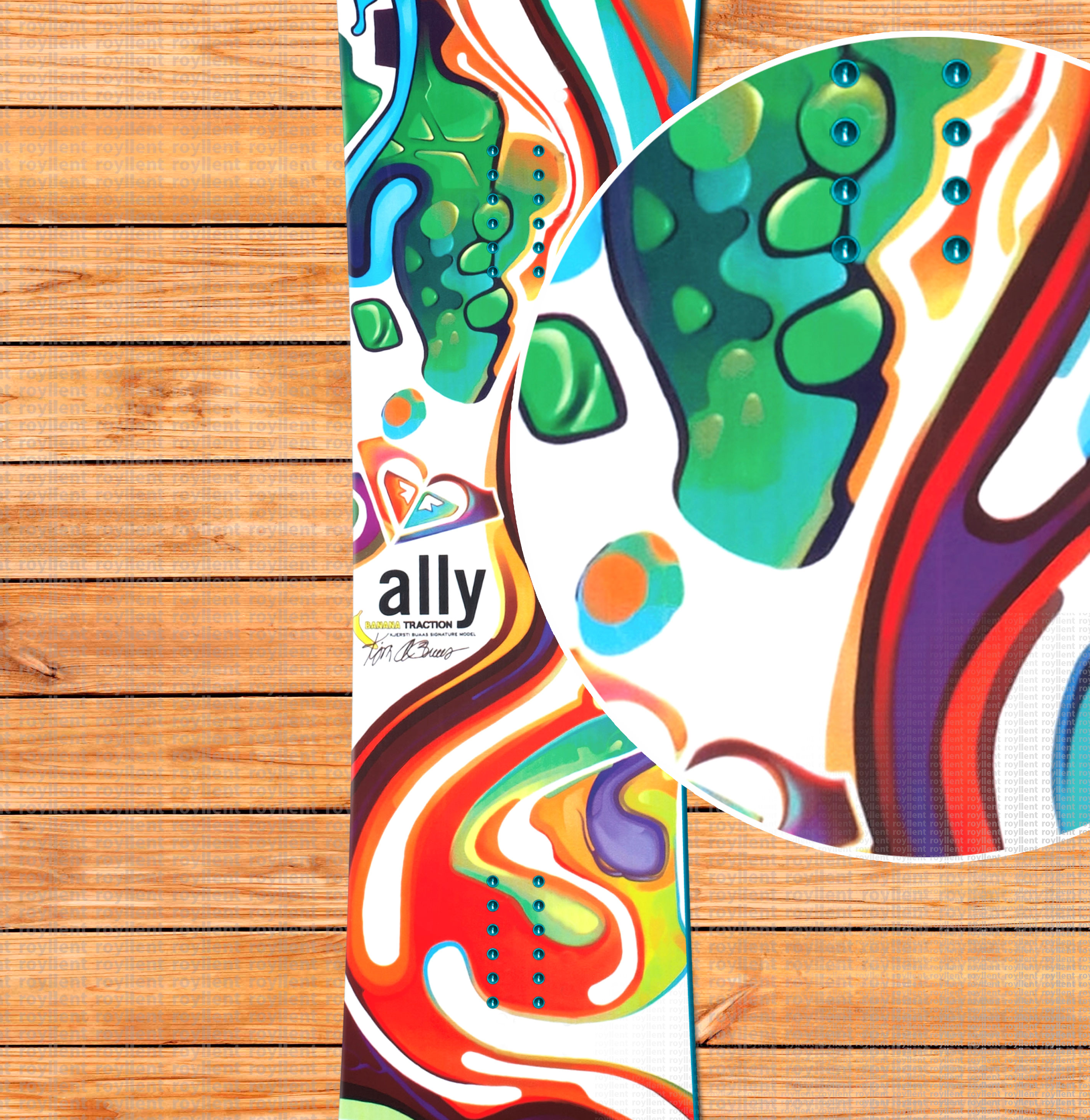 купить Roxy Ally BTX snowboard