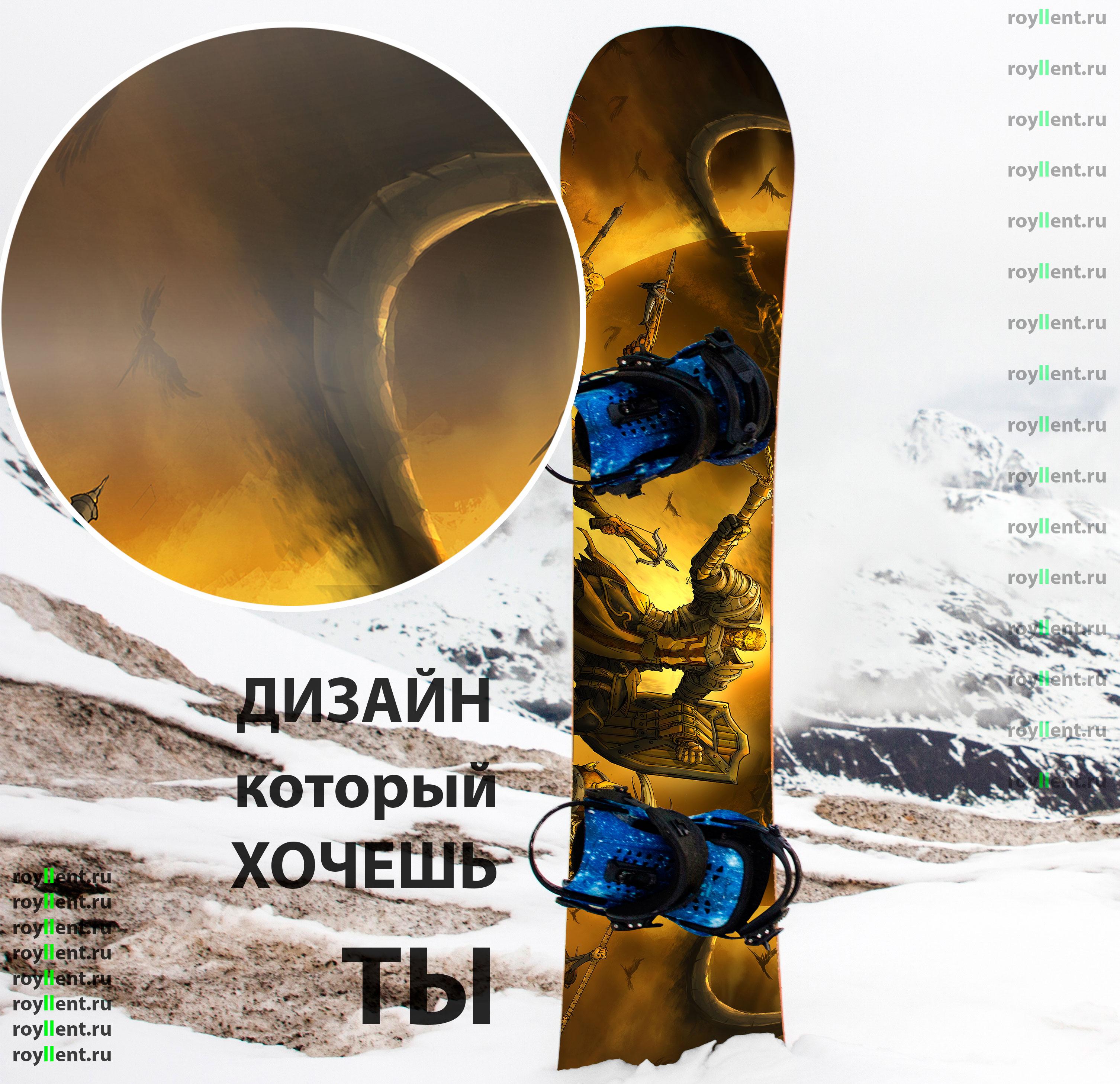 diablo3-war-design-snowboard