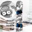 Наклейка на сноуборд Бендер из Футурамы купить недорого