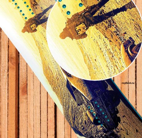 Fury Road Max виниловая наклейка на доску фото сноуборда интернет магазин