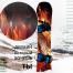 Snowboard sticker 2016 голодные игры купить в Питере