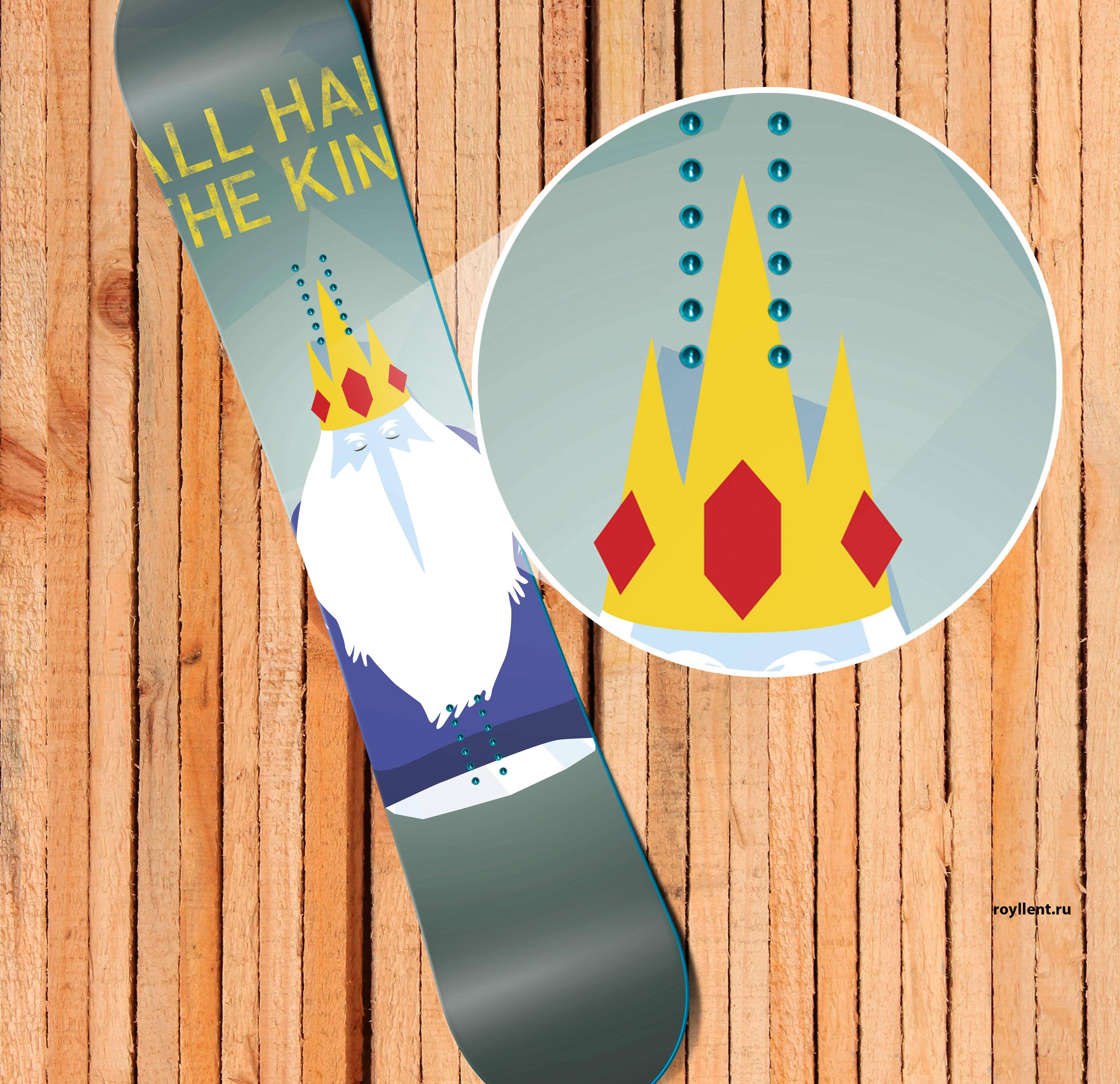 ice_king cnowboard design sale skin wrap 2016