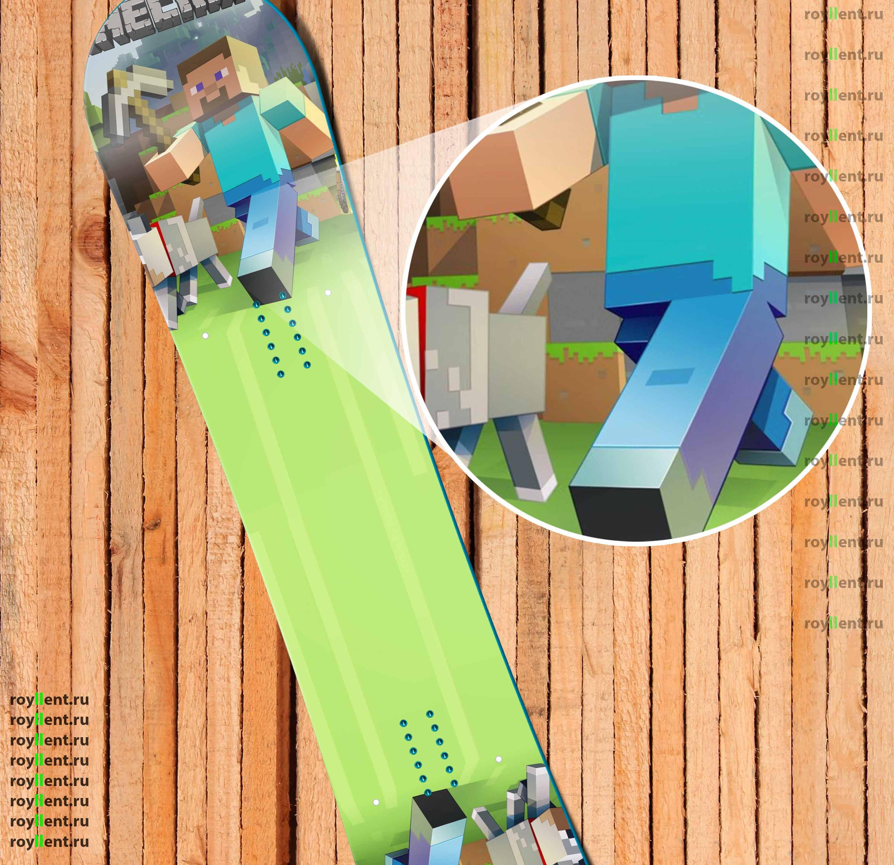 Дизайн наклейки Майнкрафт, Minecraft, наклейка Minecraft, наклейка новый дизайн, купить наклейку на доску, купить недорогую наклейку, магазин наклеек, сноуборд наклейки, заказать наклеку с доставкой, snowboard sticker