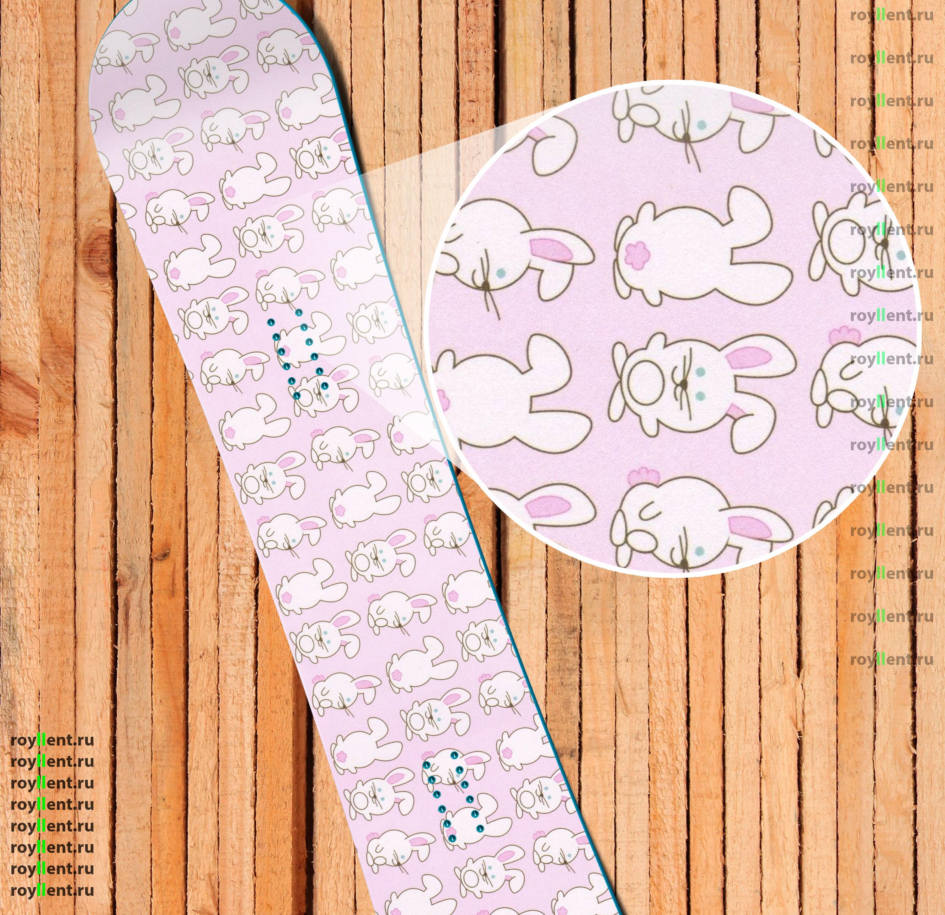 2016 White Rabbit Snowboard design