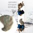 Дизайн сноуборда в стиле белки Ice Age