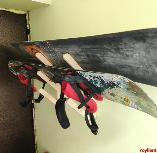 держатель для сноуборда