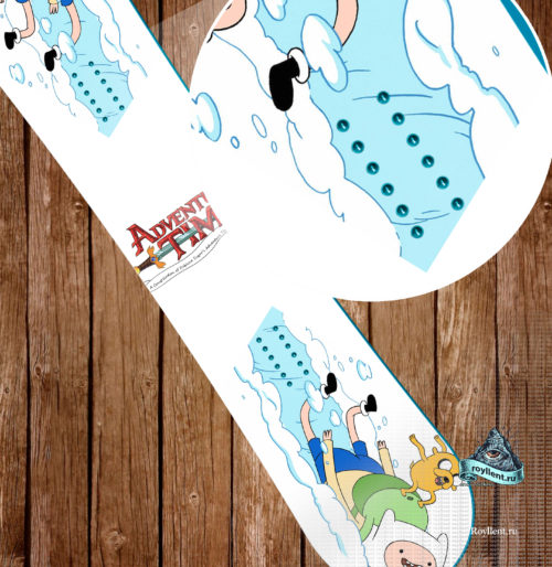 Adventure-Time-Snowboard