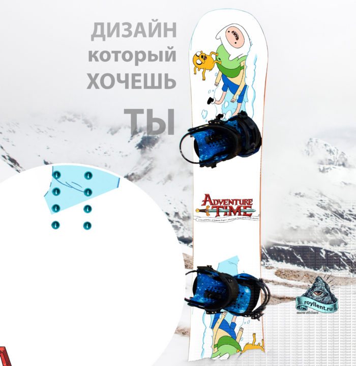 Adventure-Time-Snowboard