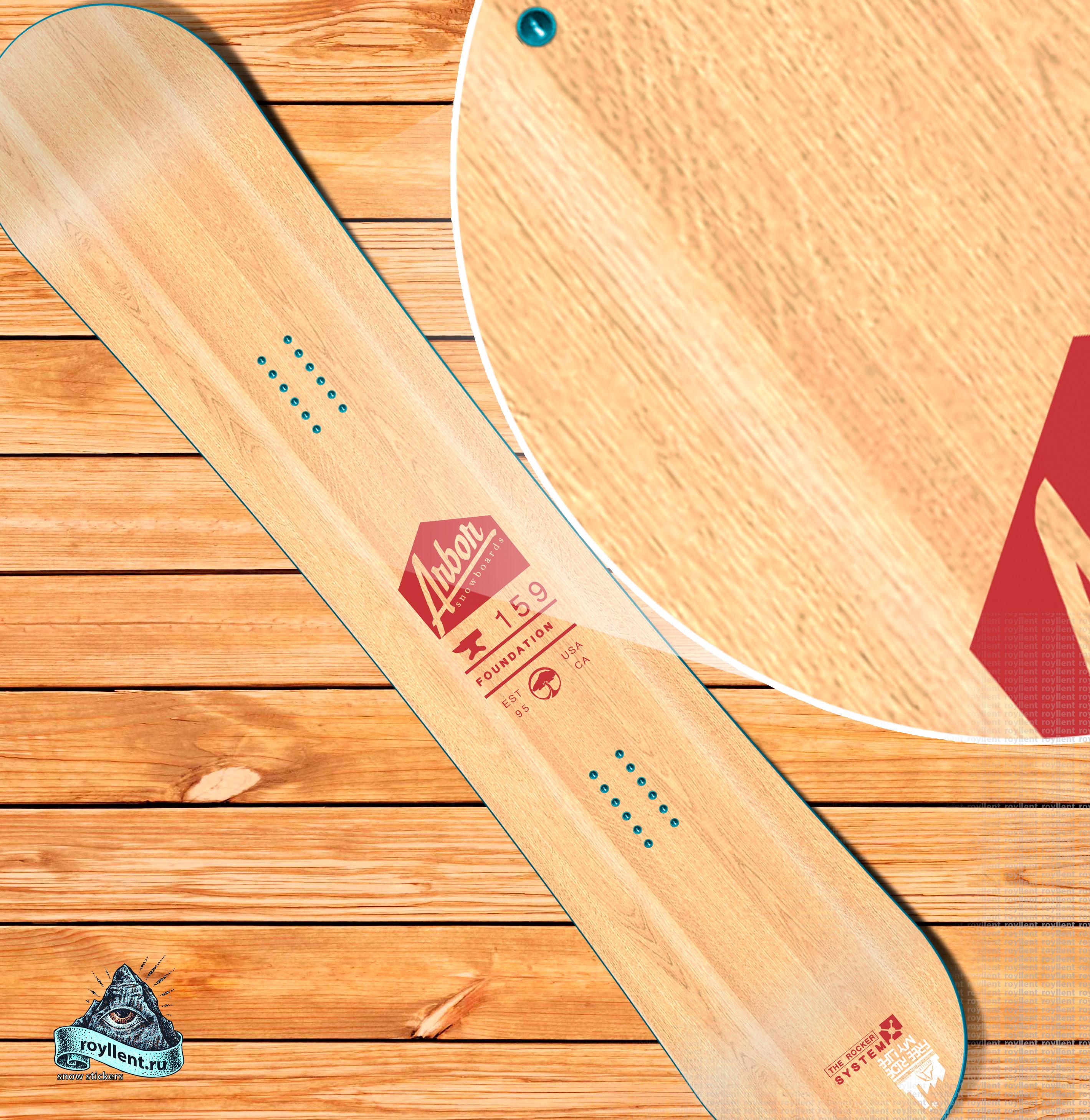 купить сноуборд Arbor Foundation Snowboard 2018 обзор фото