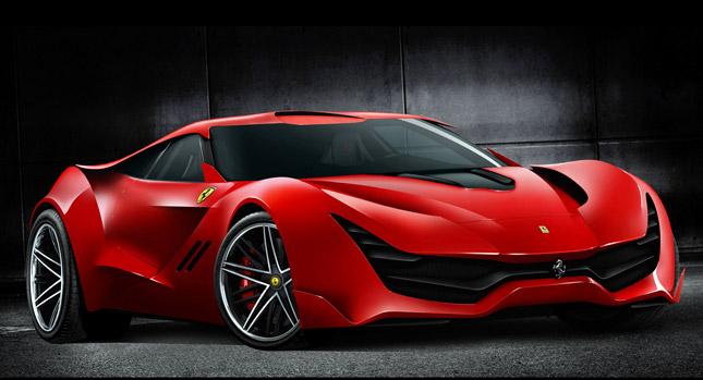 Ferrari CascoRosso is a 250 GTO