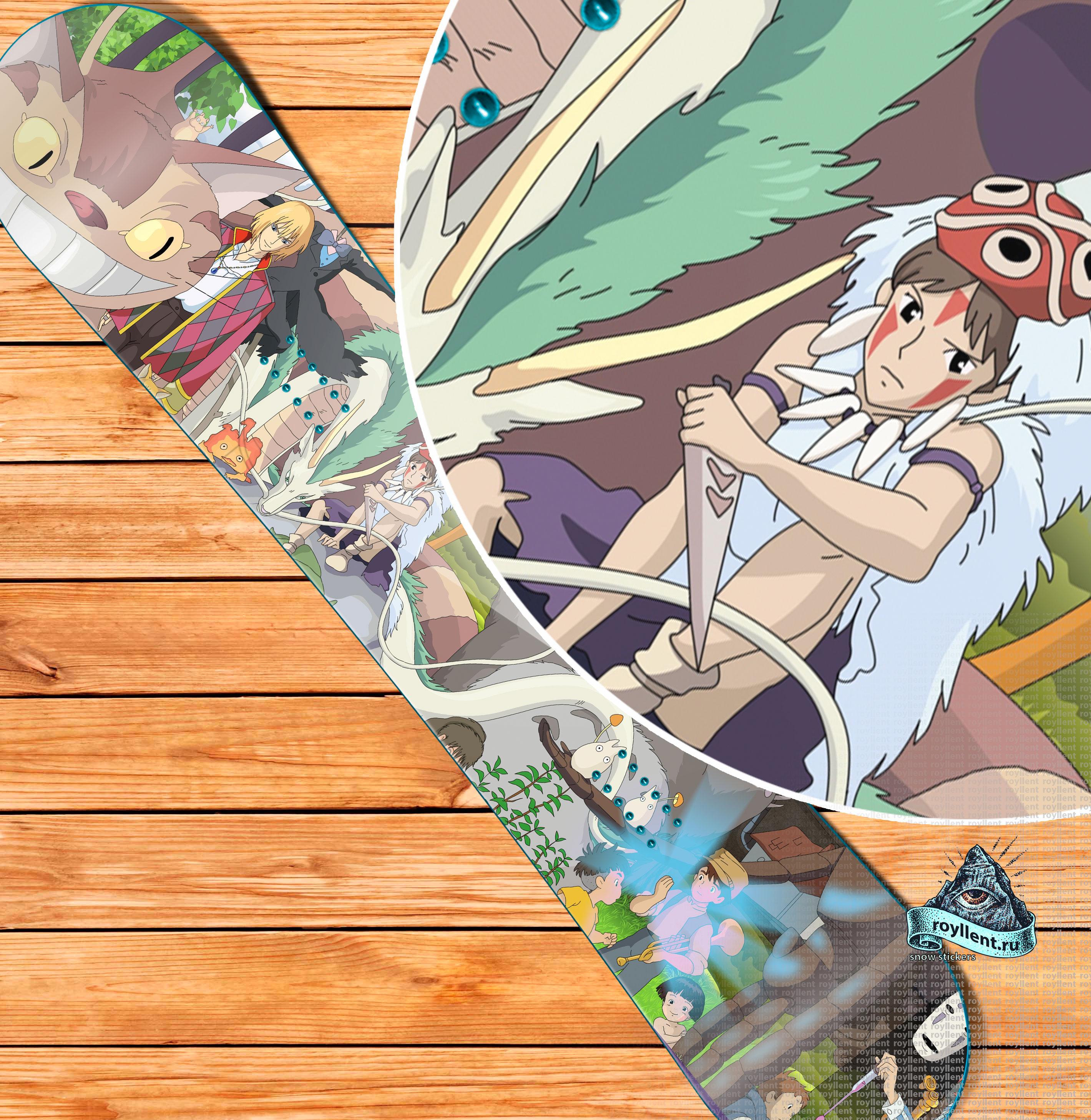 Студия Гибли — японская анимационная студия. Студию основал в 1985 году режиссёр и сценарист Хаяо Миядзаки вместе со своим коллегой и другом Исао Такахатой при поддержке компании Tokuma, которая впоследствии совместно с Walt Disney будет распространять Принцессу Мононокэ и Унесённых призраками.