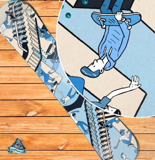 Gnarlbro Skateboard Maze