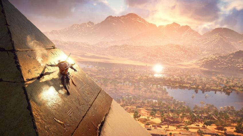 Виниловая наклейка на сноуборд в стиле компьютерной игры Assassins Creed Game Design полноразмерная от производителя с доставкой по России