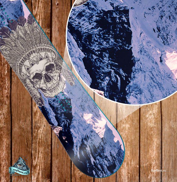 Купить сноуборд наклейку недорого с доставкой по россии